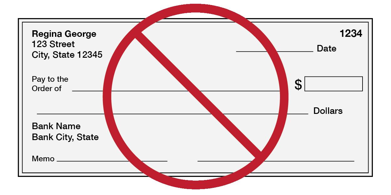 no-checks