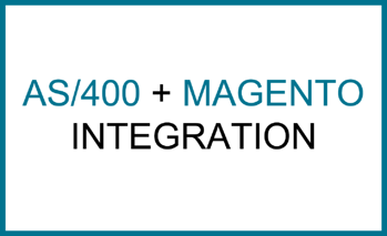 as400 magento integration