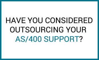 as400 outsourcing