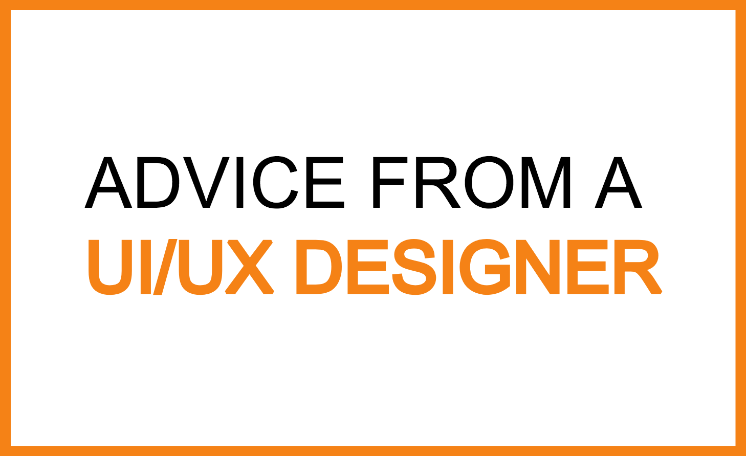 design advice