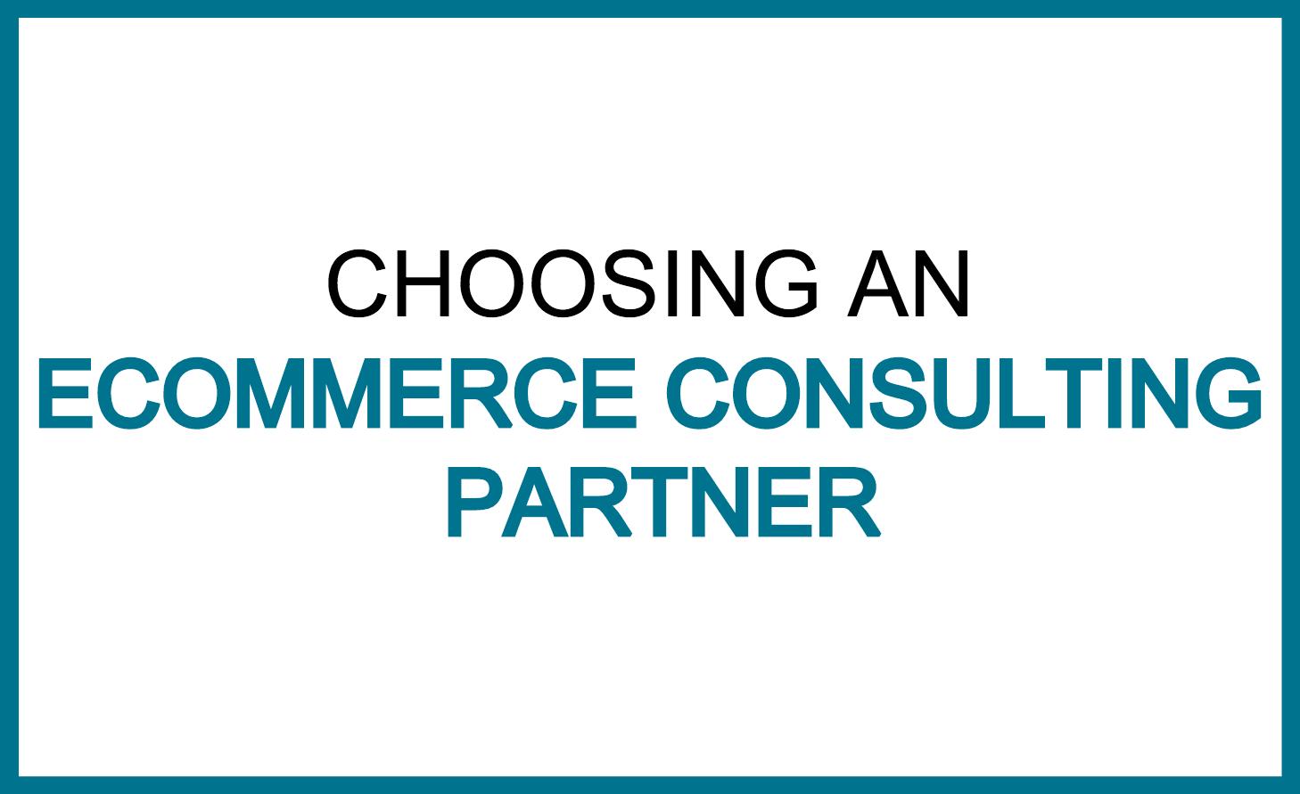 ecommerce partner
