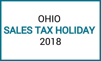 sales tax holiday 2018